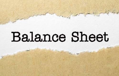 Simple Balance Sheet Analysis For Stocks