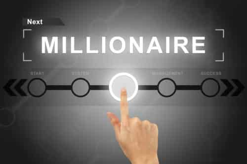 millionaire jobs