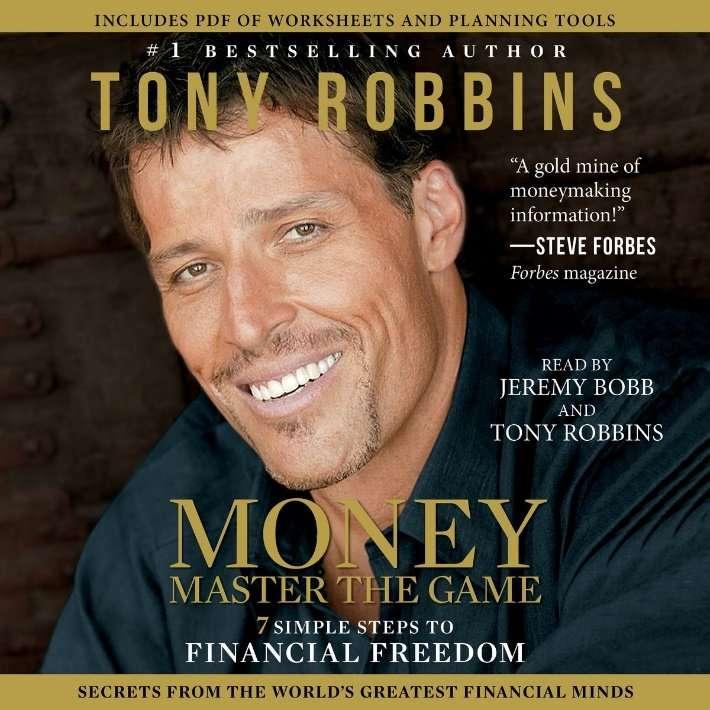MONEY Master the Game Audiobook by Tony Robbins - 9781442384941 | Rakuten  Kobo United States